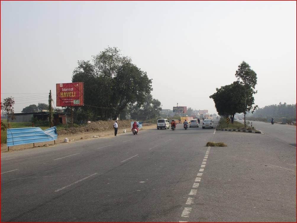 Panchi Gujran, Delhi to Chandigarh