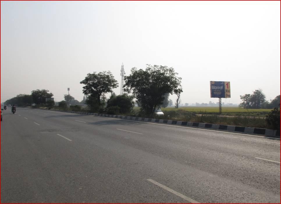Patti Kalyana, Delhi to Chandigarh