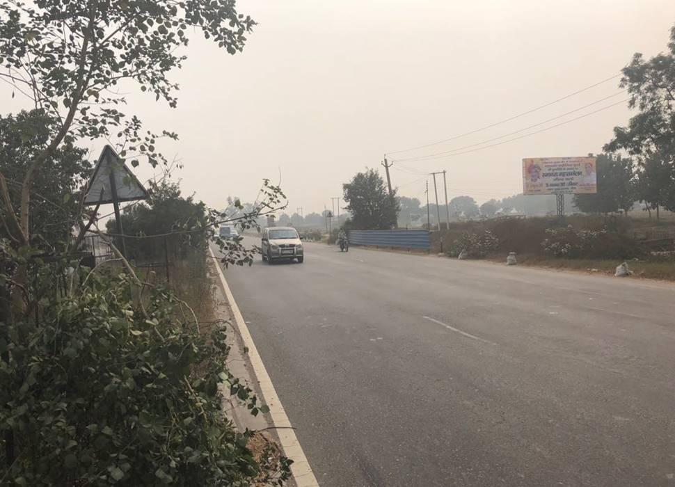 Samalkha Near Nestle, Delhi to Chandigarh