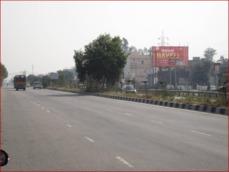 Samalkha Flyover, Delhi to Chandigarh