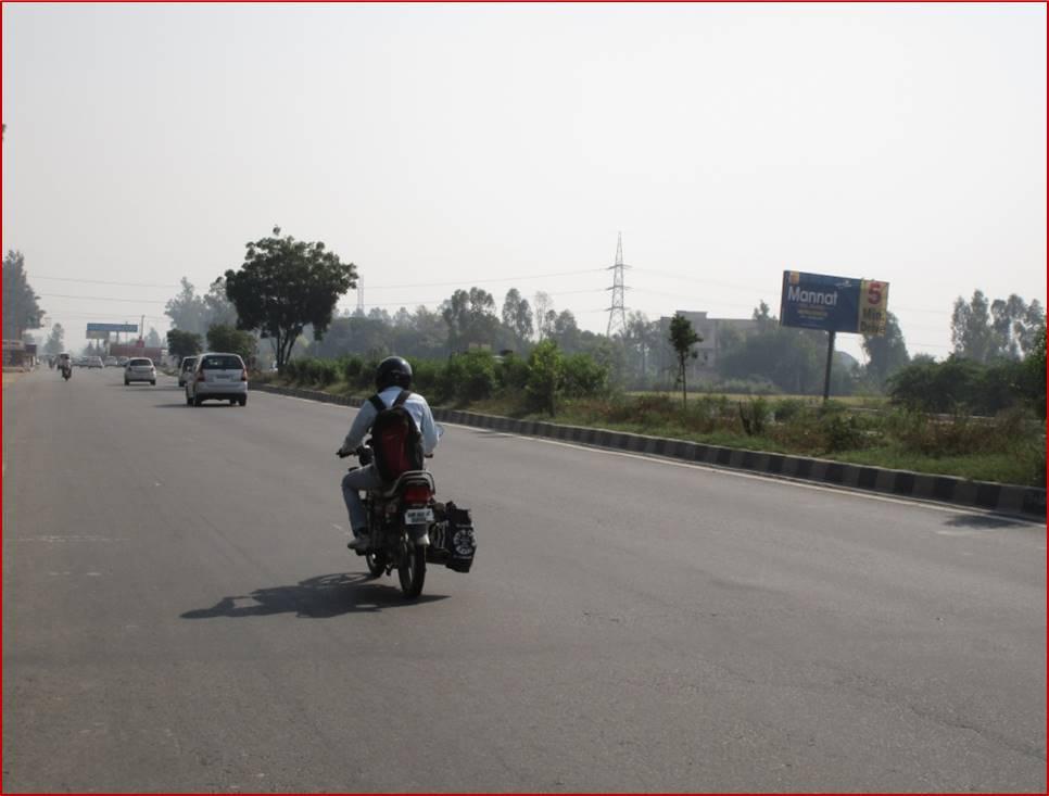 Manana B ED Collage, Delhi to Chandigarh