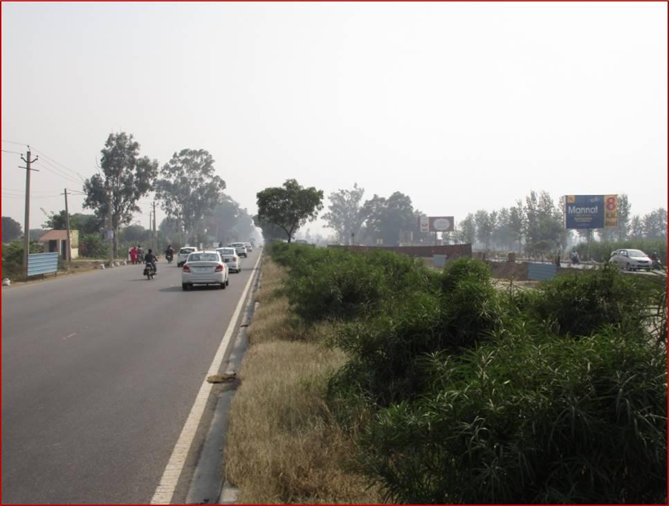 Before DPS School, Delhi to Chandigarh