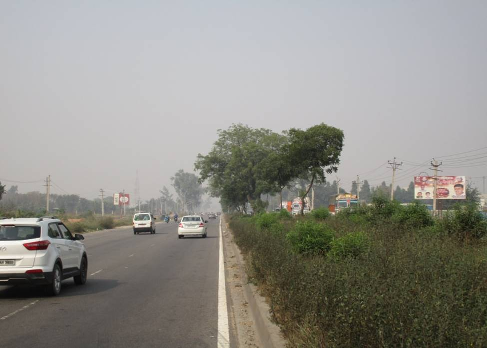 Near ST.Xvier School, Delhi to Chandigarh