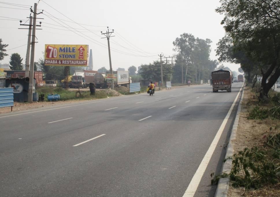 Near ST.Xvier School, Delhi to Chandigarh
