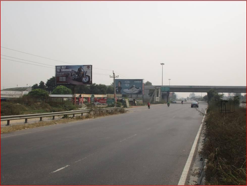 Police Line, Delhi to Chandigarh