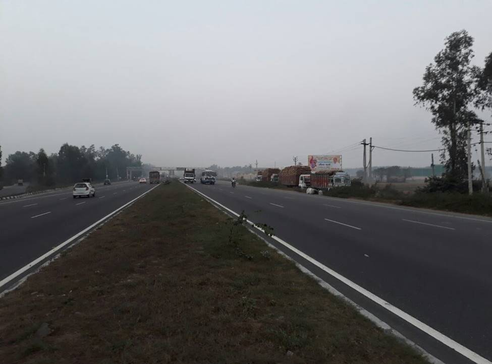 Nilokheri, Delhi to Chandigarh