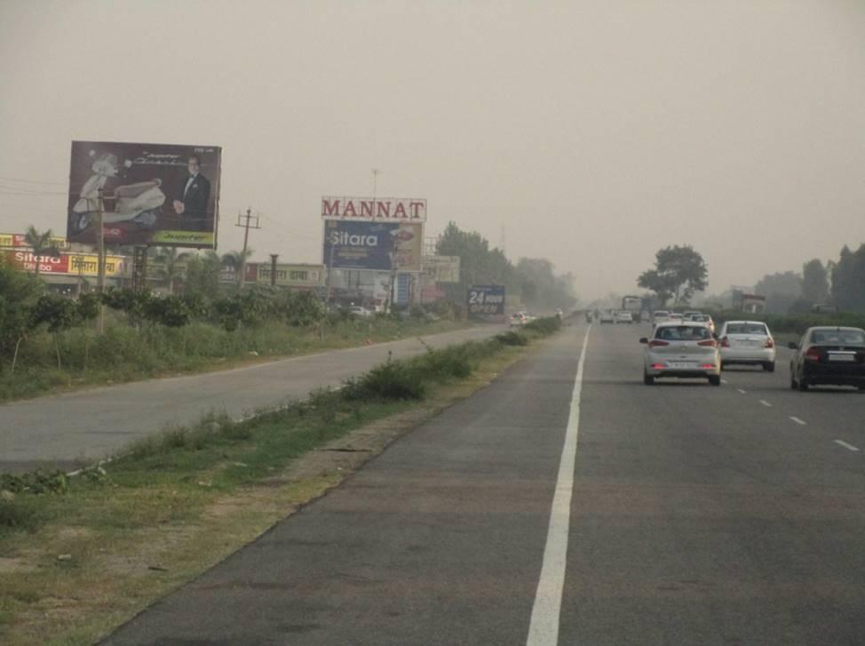 Samana Bahu, Delhi to Chandigarh