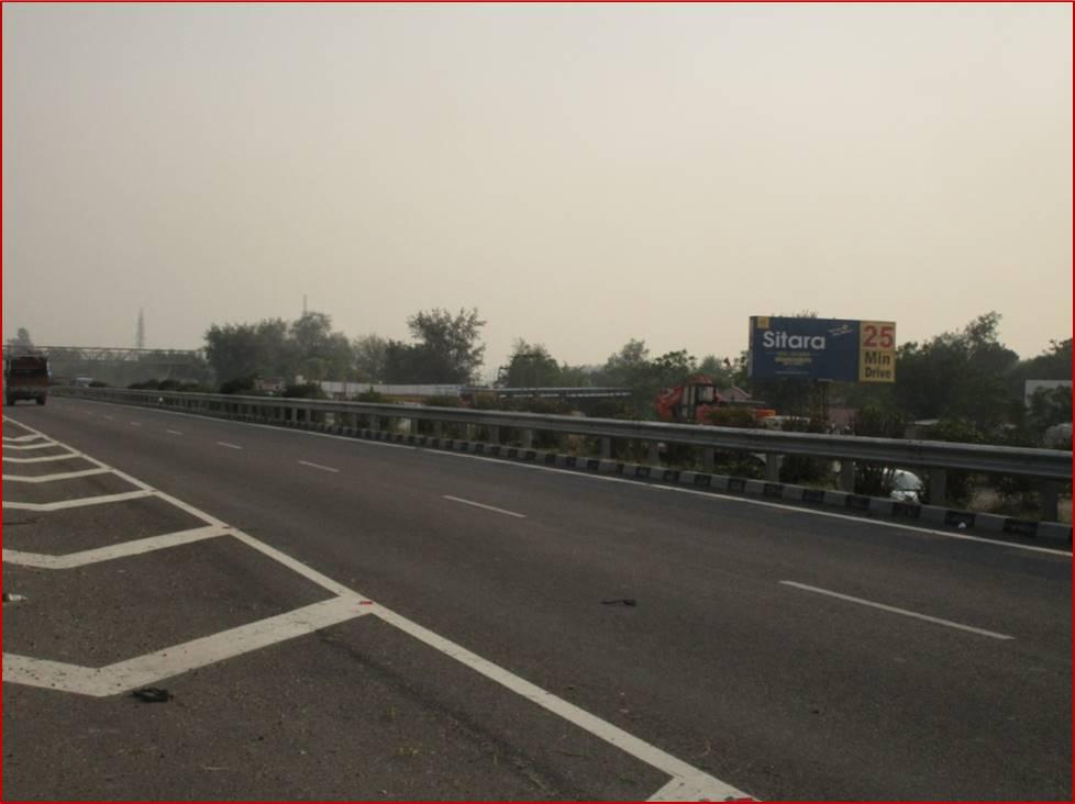 Dhantodi, Delhi to Chandigarh