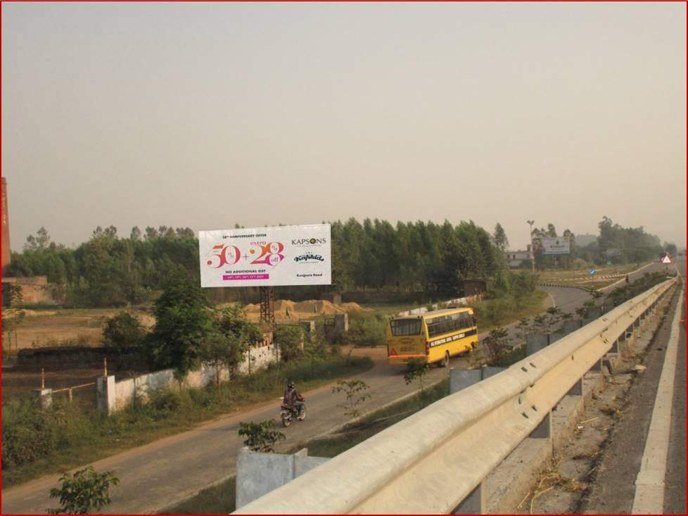 Ratangarh Flyover, Delhi to Chandigarh