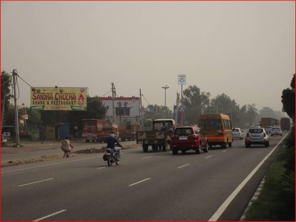 Ratangarh Flyover , Delhi to Chandigarh