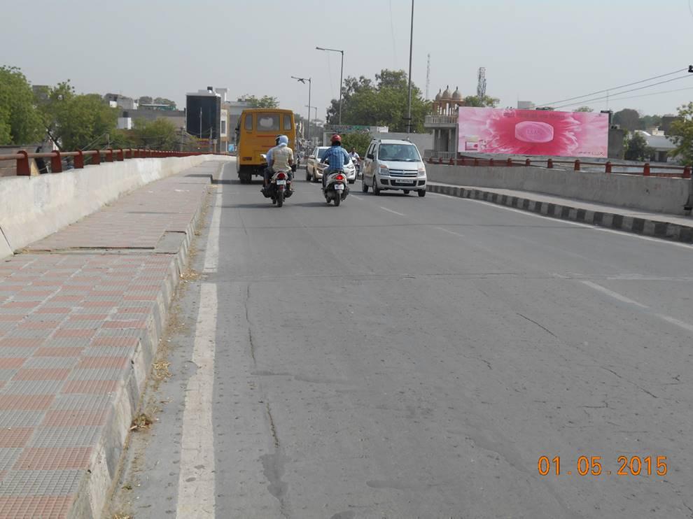 Subji Mandi Flyover, Hisar