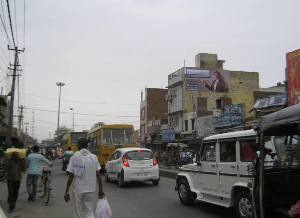 Parijat Chowk, Hisar
