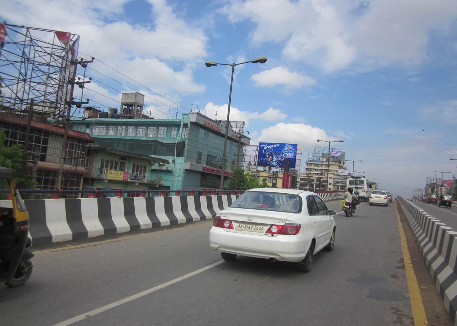 Gs rd Bhangagarh, Guwahati
