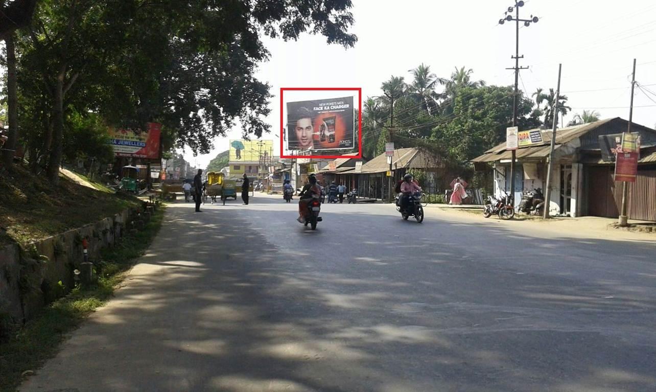 Ashram Chowmohai, Agartala