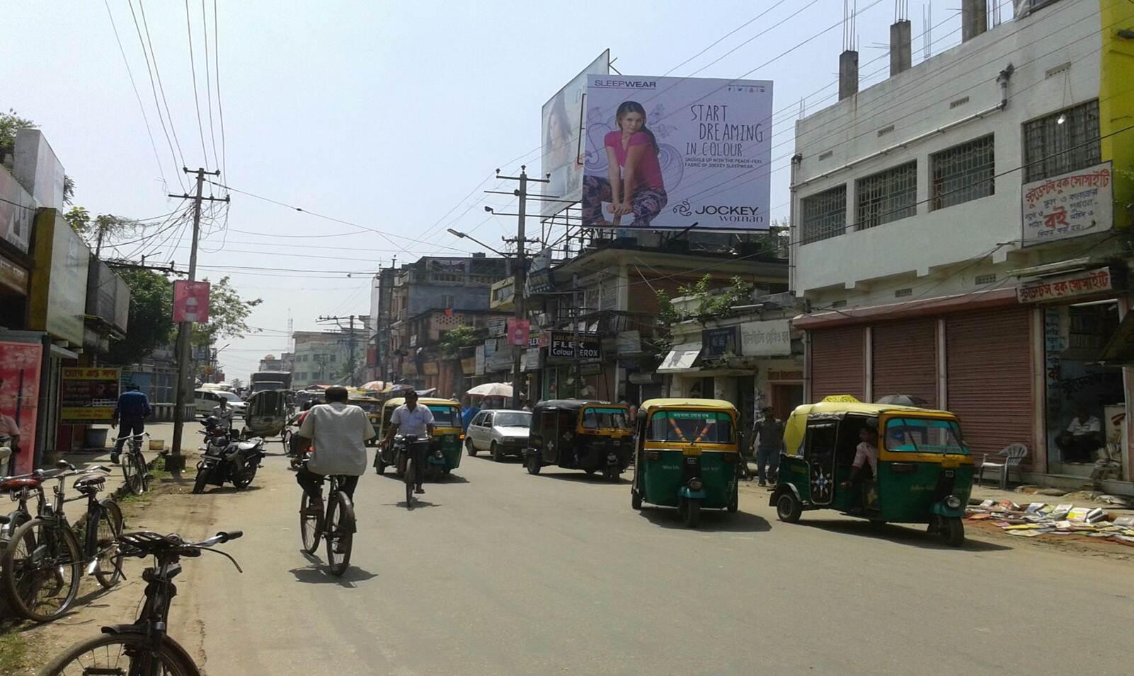 Kaman Chowmohai, Agartala