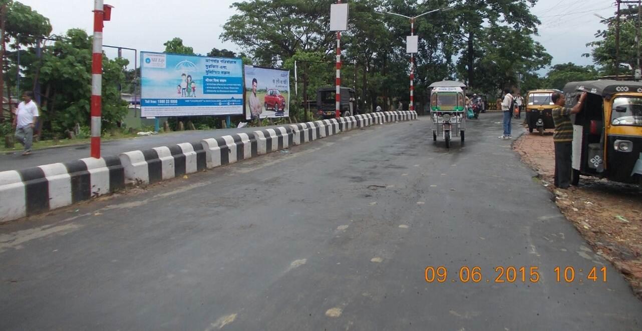 Dharmanagar, Motor  Stand, Agartala