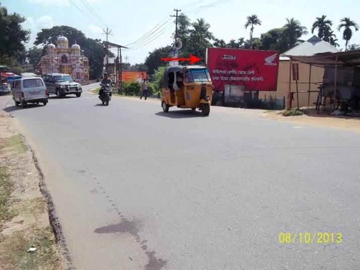 Matabari Road, Agartala