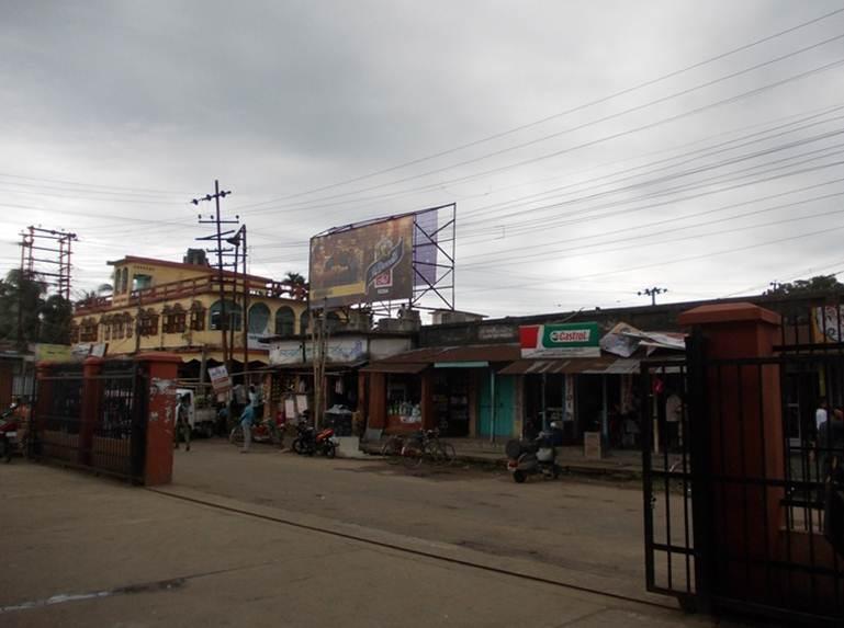 Kamalpur Motor Stand, Agartala