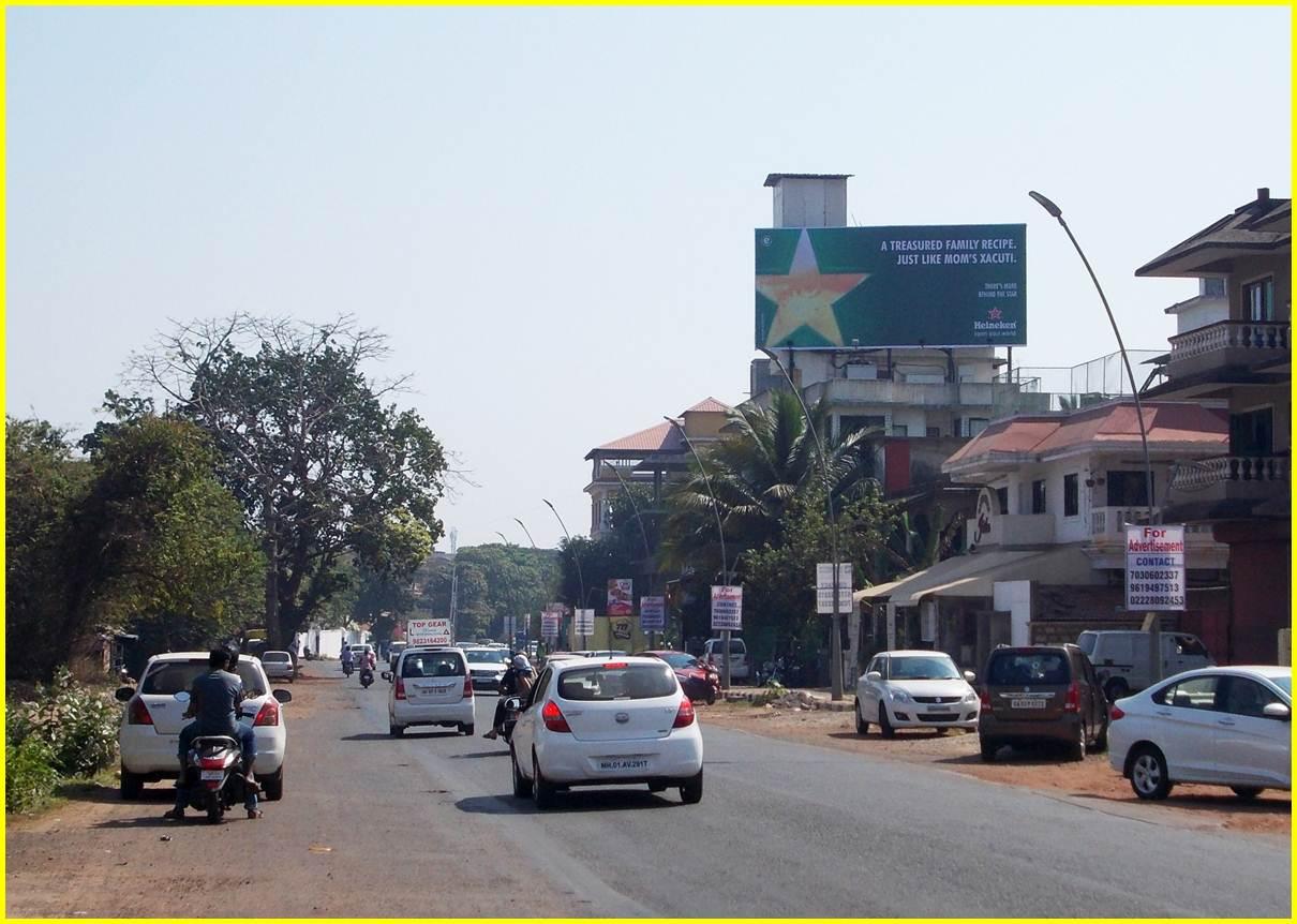 Porvorim from Calangute to Panjim, Goa