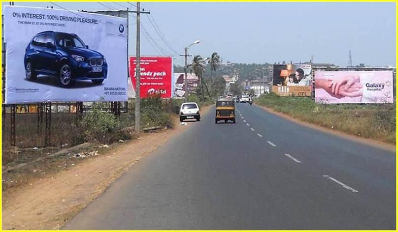 Mapusa Entrance, Goa