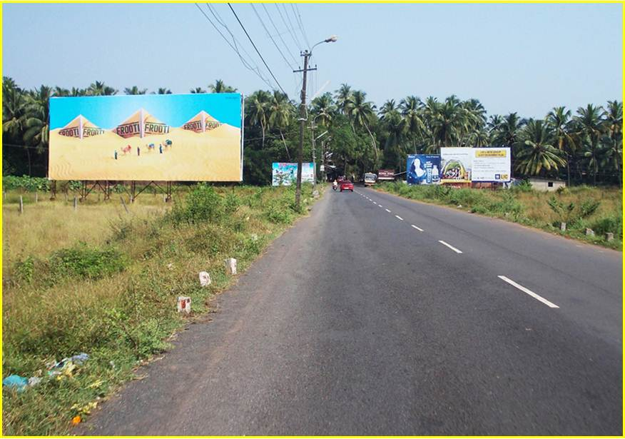 Guirim from Panjim to Mapusa, Goa