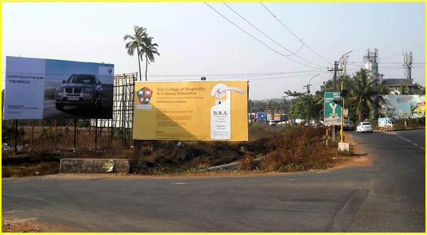 Guirim from Panjim to Mapusa, Goa