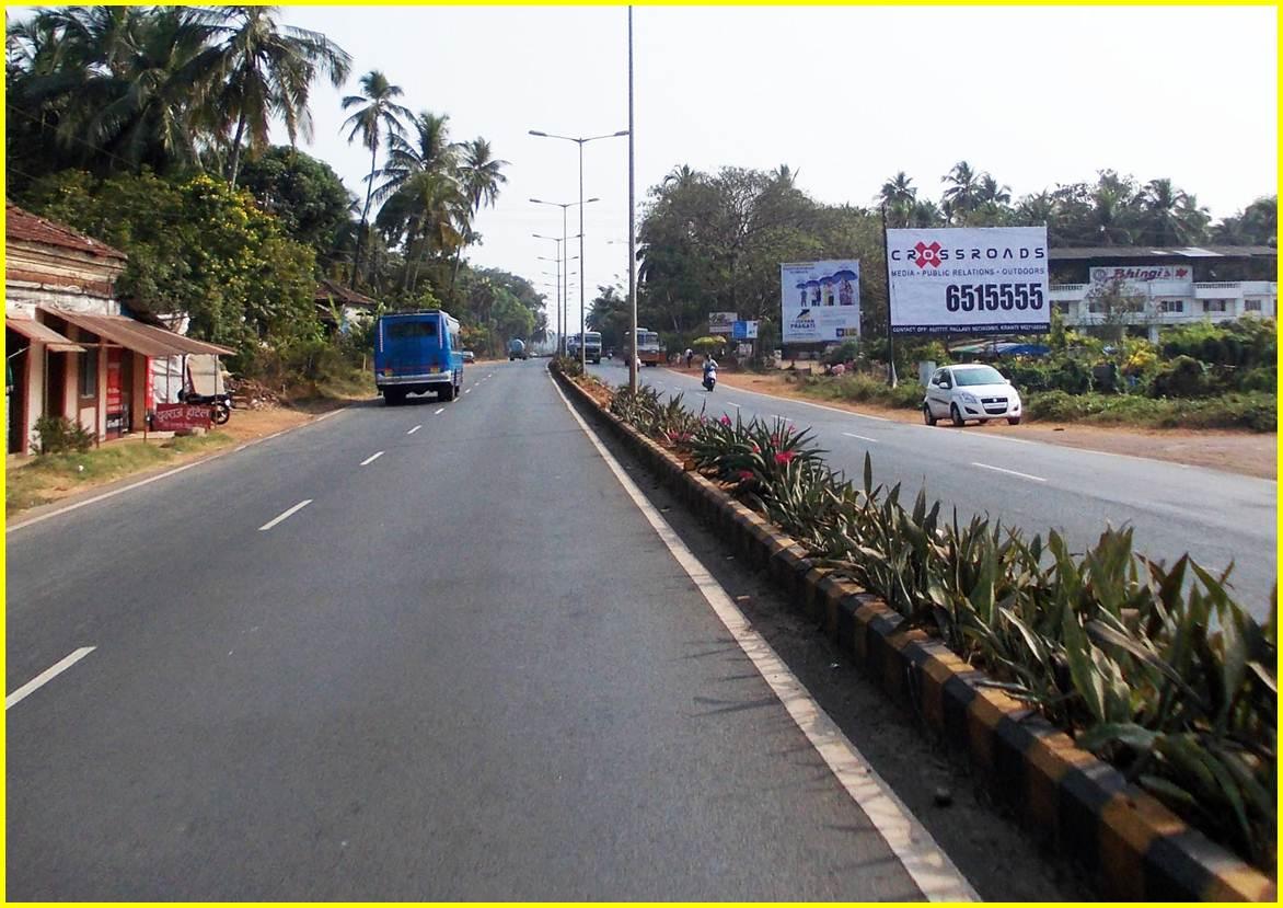 Guirim from Mapusa to Panjim, Goa