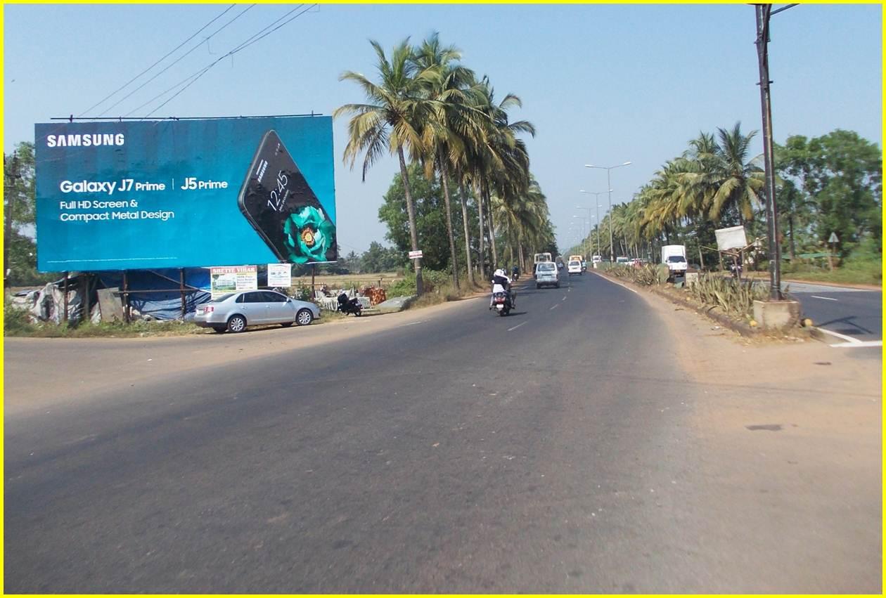 Porvorim from Panjim to Mapusa, Goa