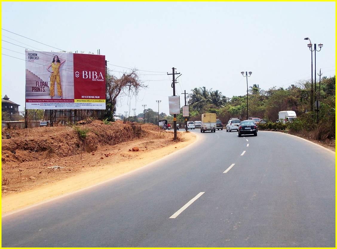Panjim City Entrance, Goa