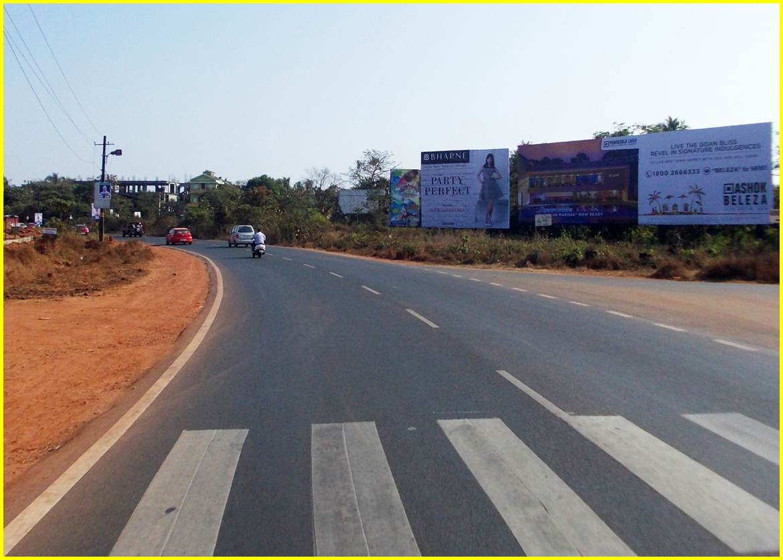 Panjim City Entrance, Goa