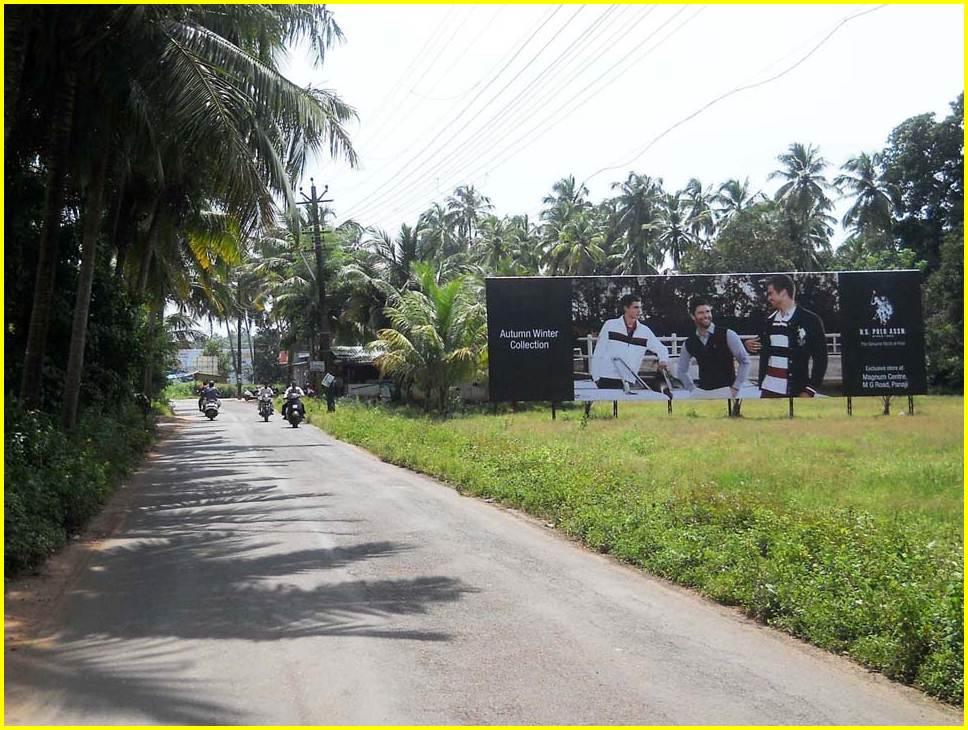 Calangute Beach Entrance, Goa