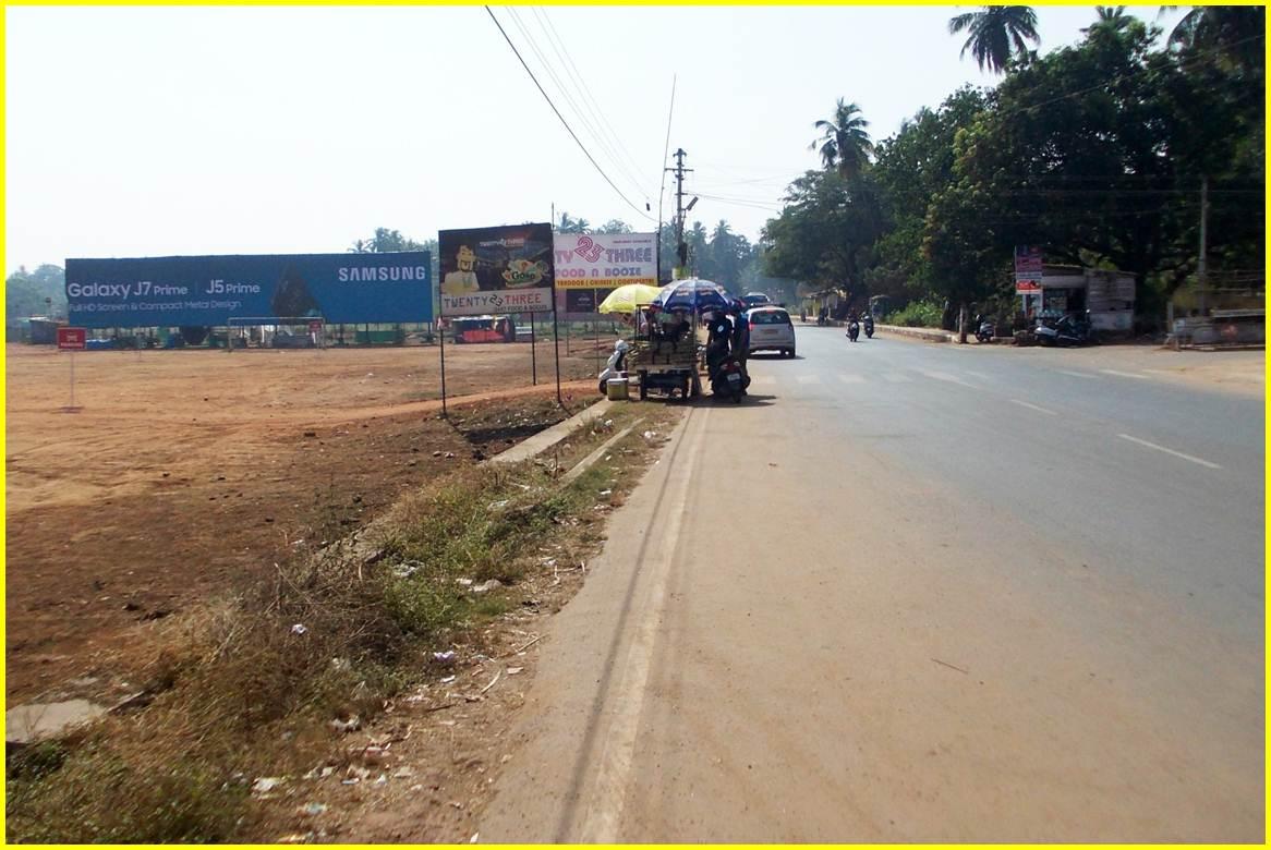 Baga/Calangute/Candolim/Sinquerim Beach Entrance, Goa