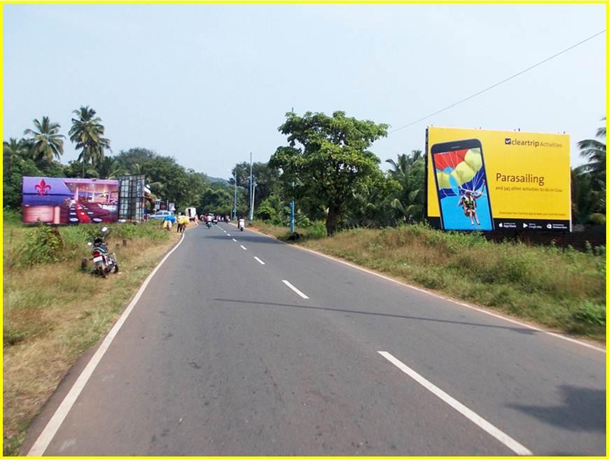 Siolim ftf Mapusa to Morjim / Arambol /Mandrem Beach, Goa