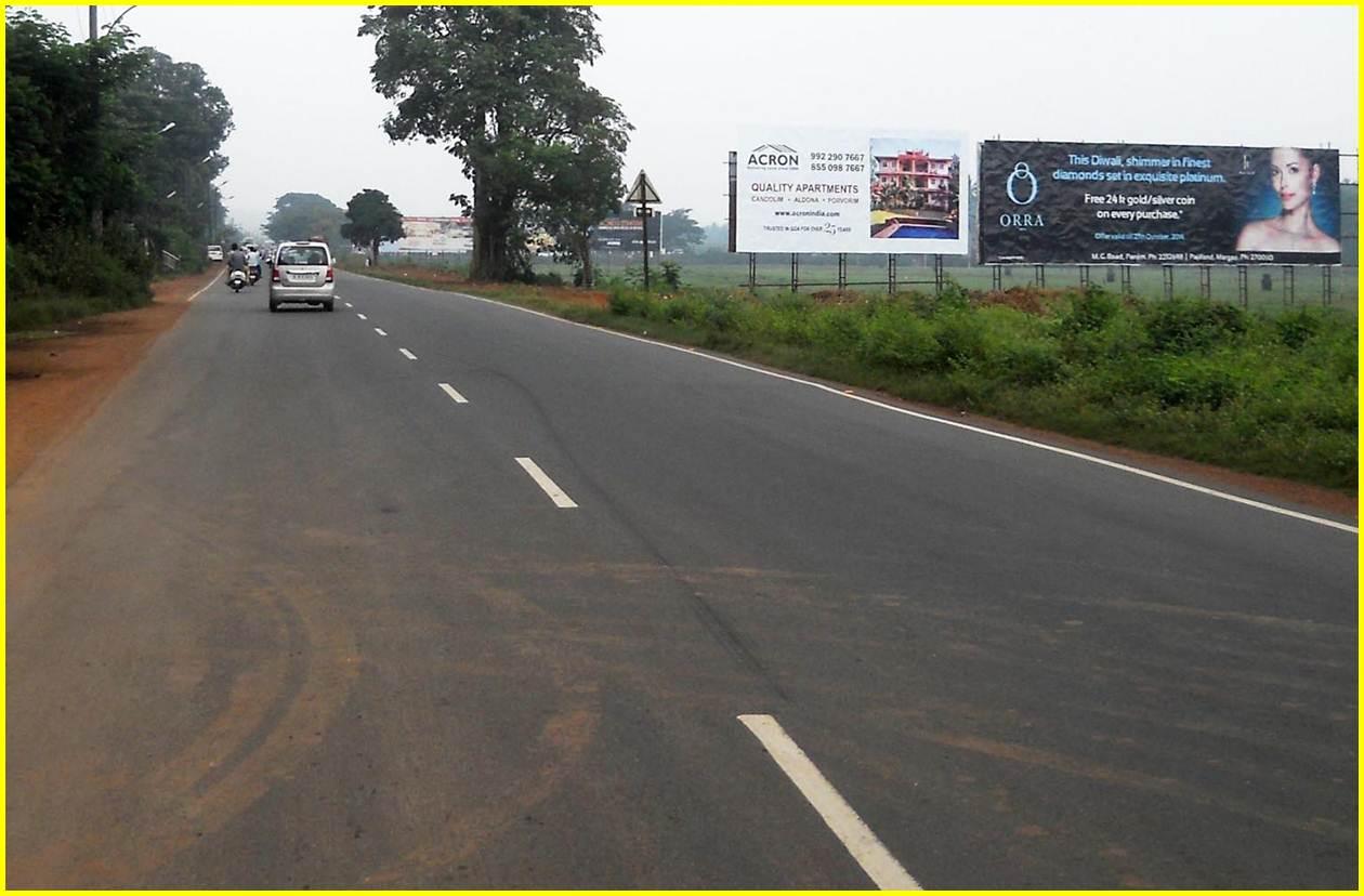 Merces ftf Airport, Vasco & Margao to Panjim, Goa