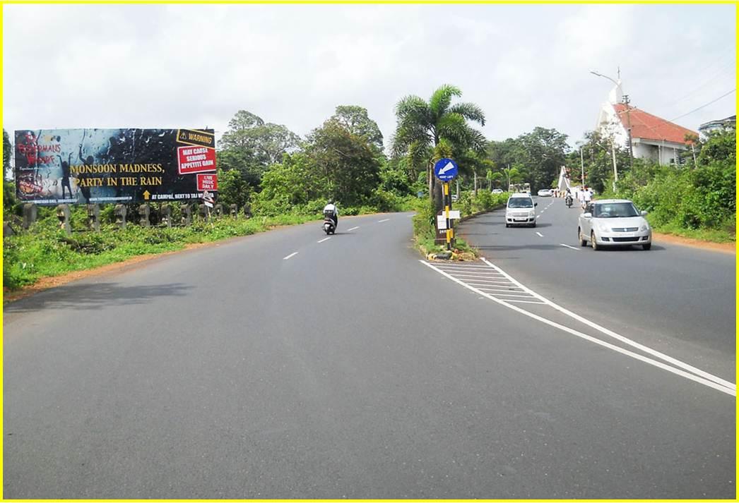 Bambolim ftf Airport / Margao to Panjim, Goa