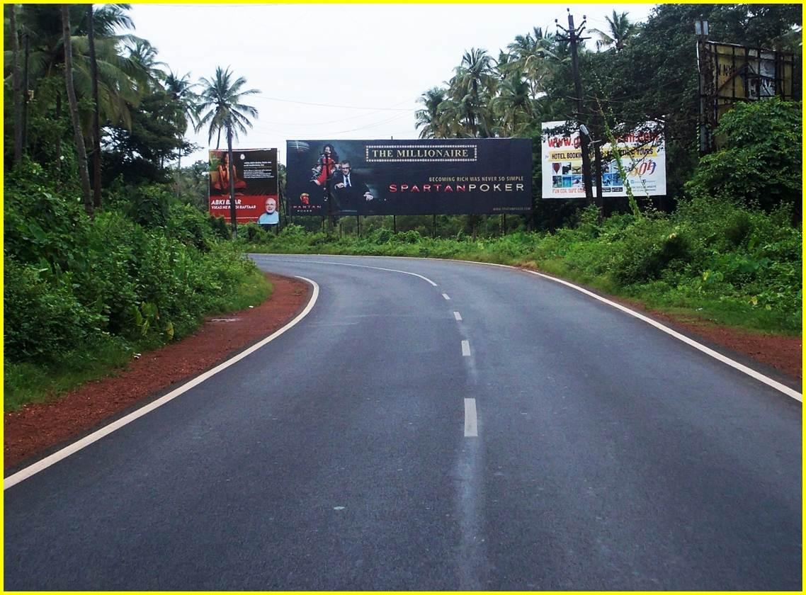Sancoale ftf Panjim to Vasco, Goa