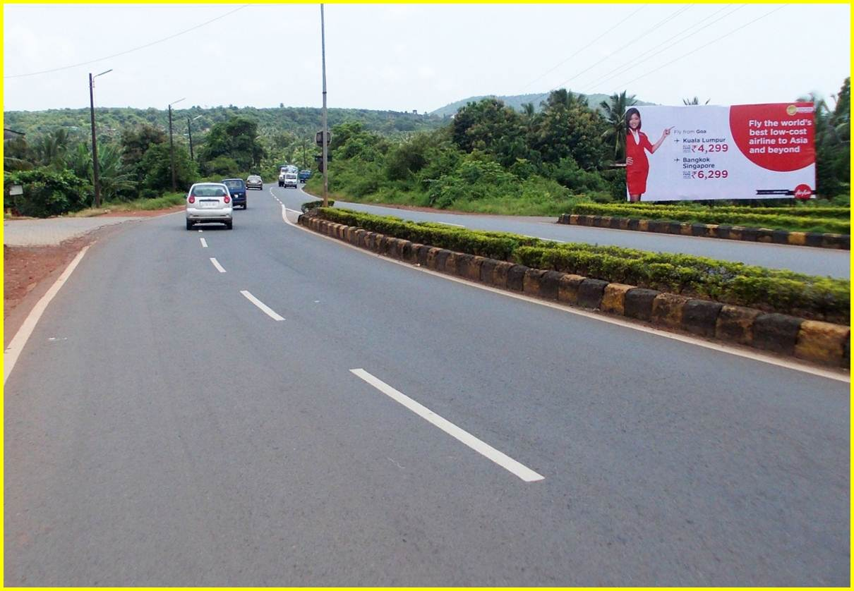 Verna ftf Panjim to Margao, Goa