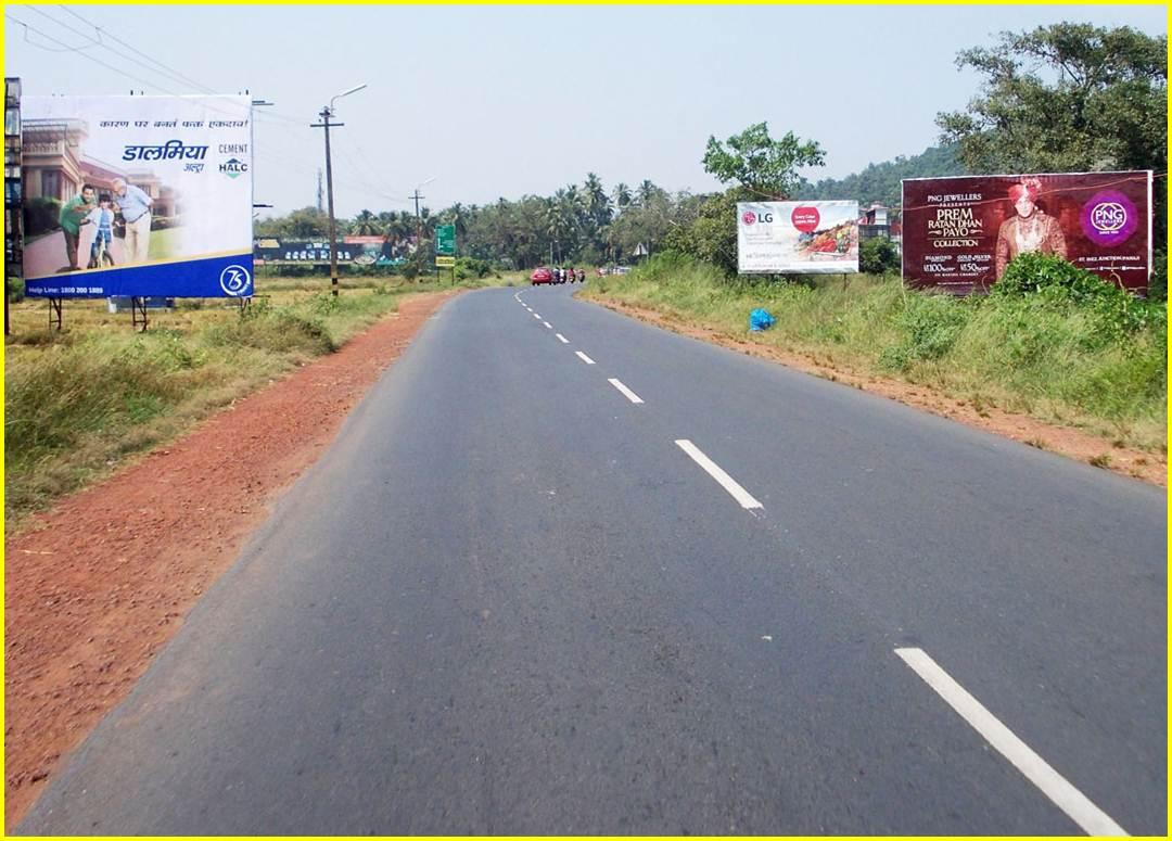 Nuvem ftf Margao to Panjim, Goa