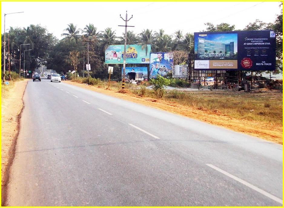 Margao Entrance, Goa