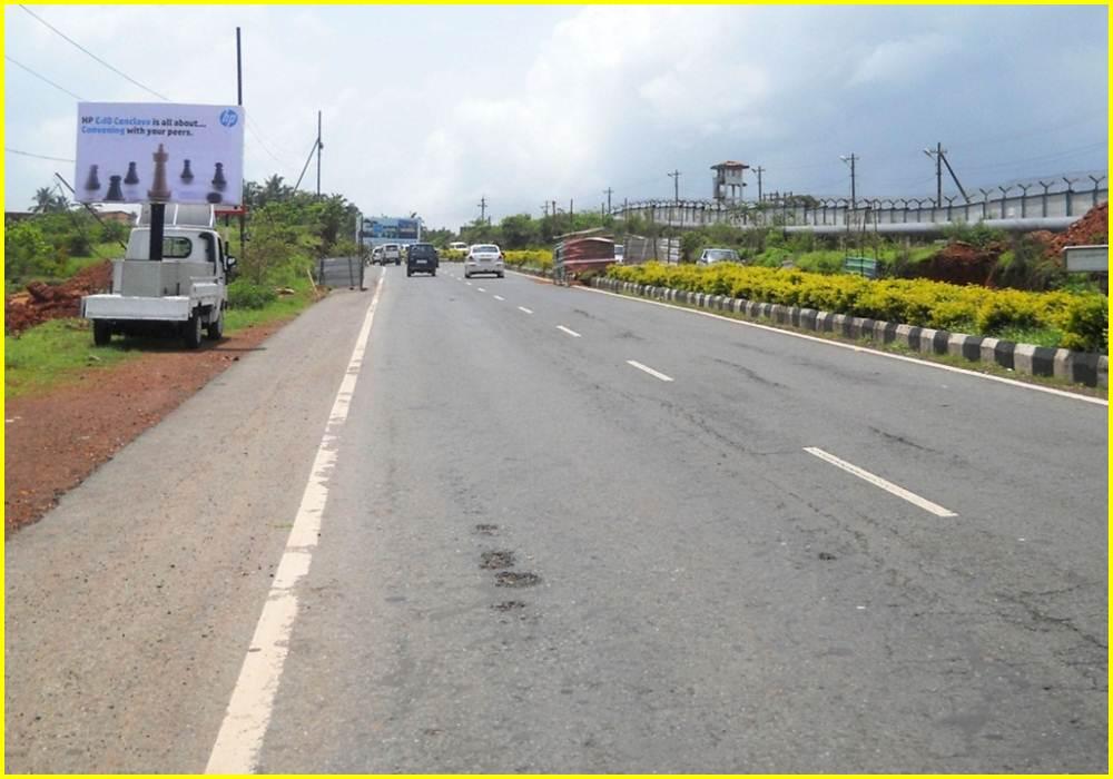 Various Locations Across Goa