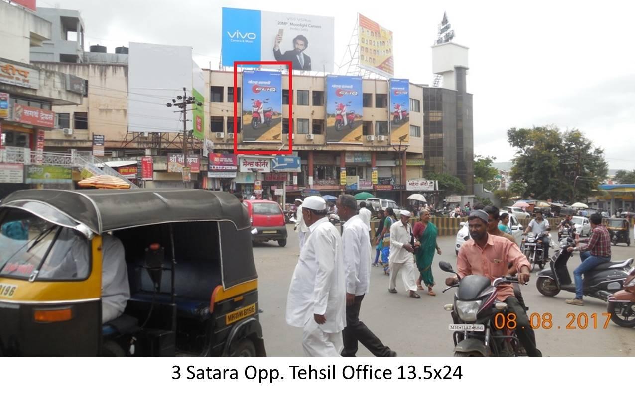 Opp. Tahsil Office, Satara