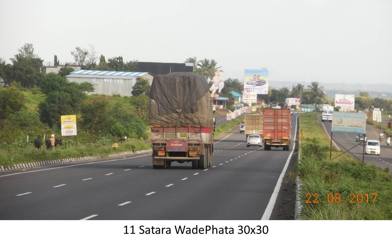 Wadhephata DSK Side, Satara