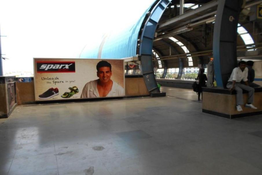Noida Sector 15, Metro Station, Noida