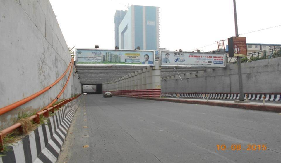 Rajnigandha Underpass, Noida