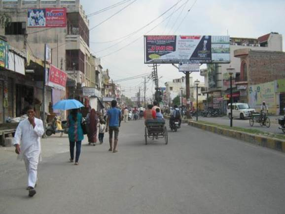 Railway Road, Hapur