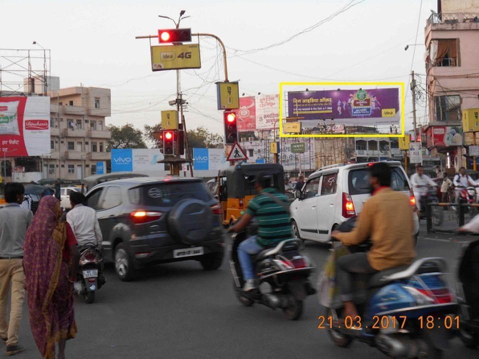Naudra Bridge Deshbandhu, Jabalpur
