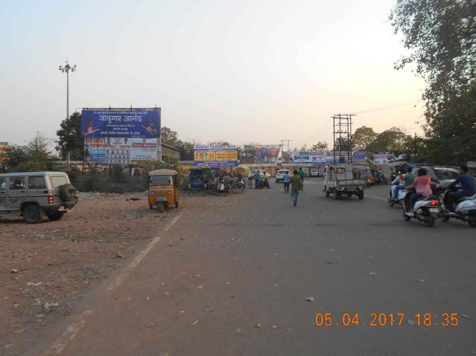Madan Mahal Railway station, Jabalpur