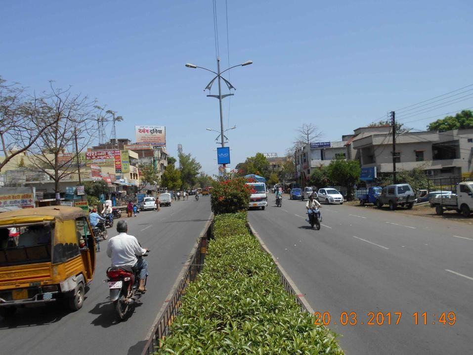 Raddi Chowki, Jabalpur