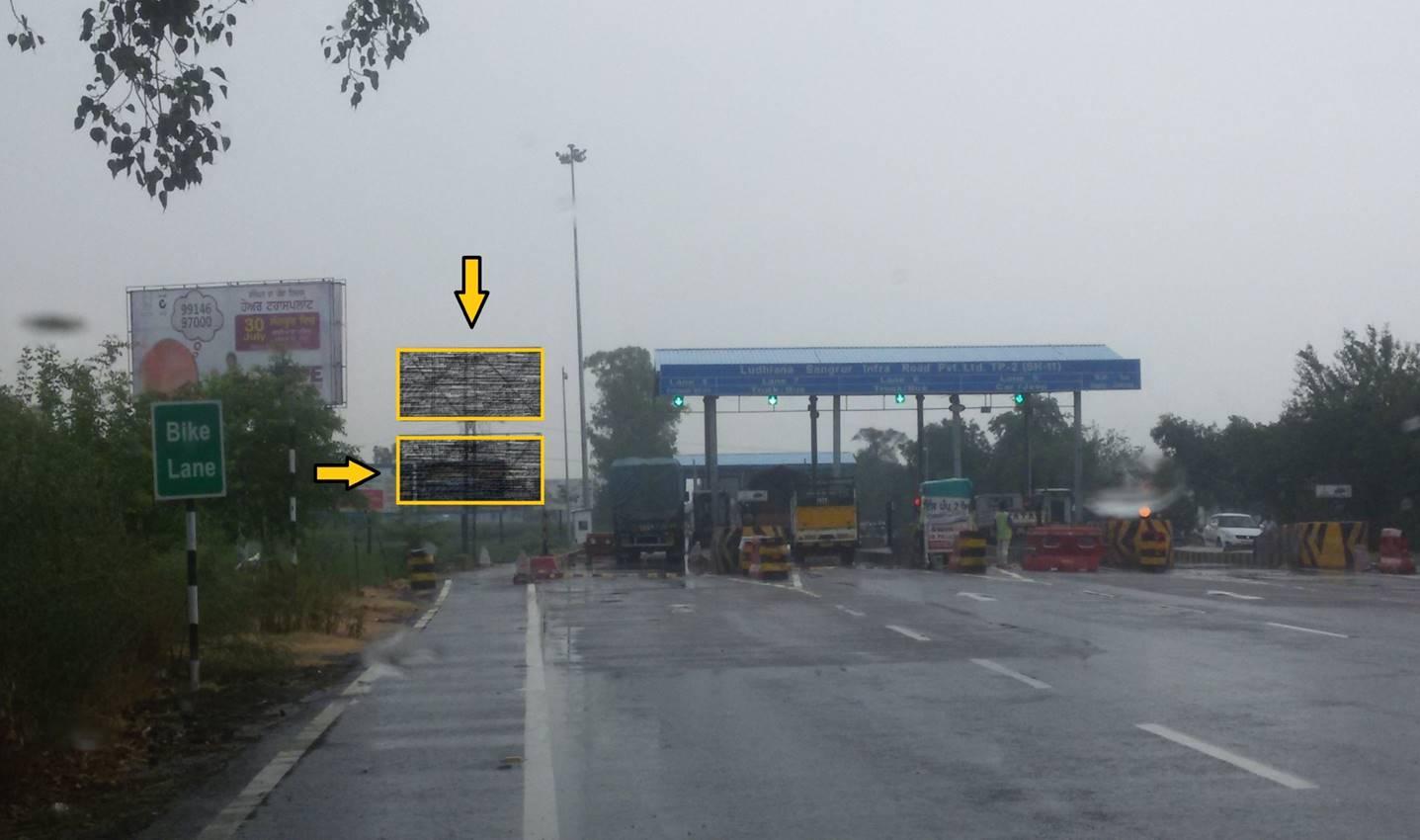 Toll Plaza, Dhuri, Sangrur