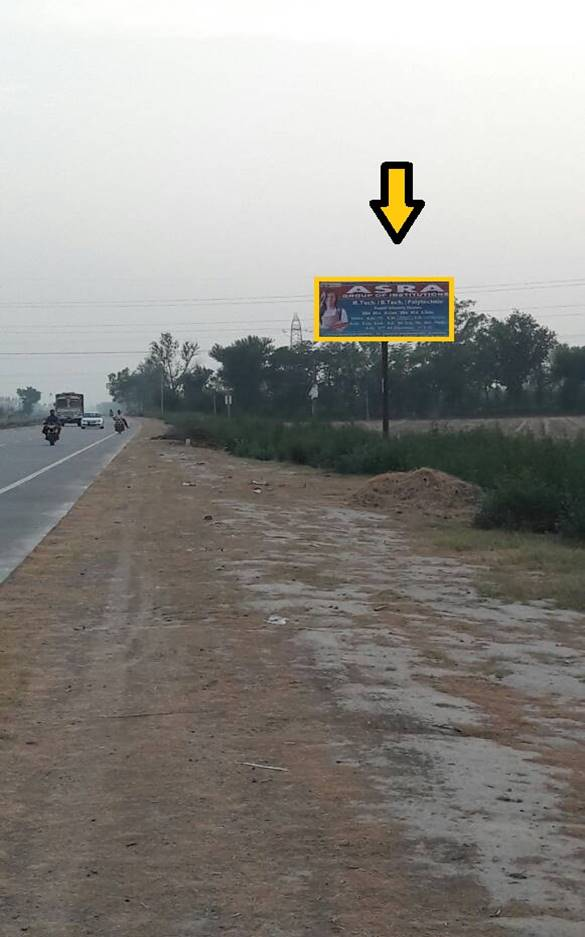 Near Bhai Gurdas College, Patiala Road, Sangrur
